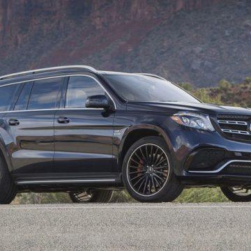 Ưu điểm của Mercedes 7 chỗ